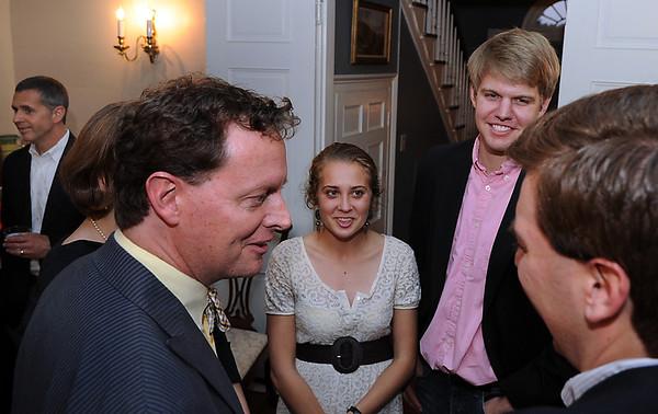 Jon Baddley And Friends Furman Graduation Party