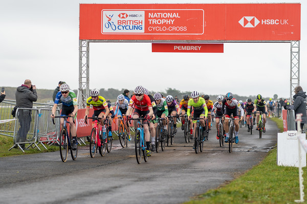 National Trophy Series Pembrey Juniors