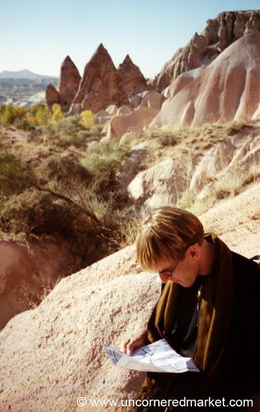 Getting Lost in Cappadocia, Turkey
