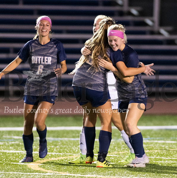 Connellsville vs Butler Soccer