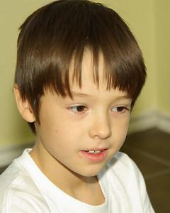 Benjamin's 7th Birthday