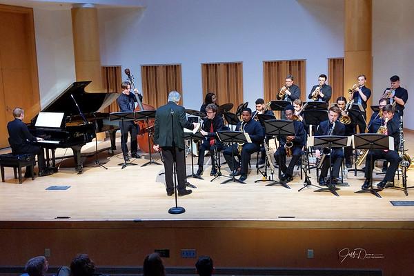 WSU Jazz Big Band Benefit Concert - 2-2-2020