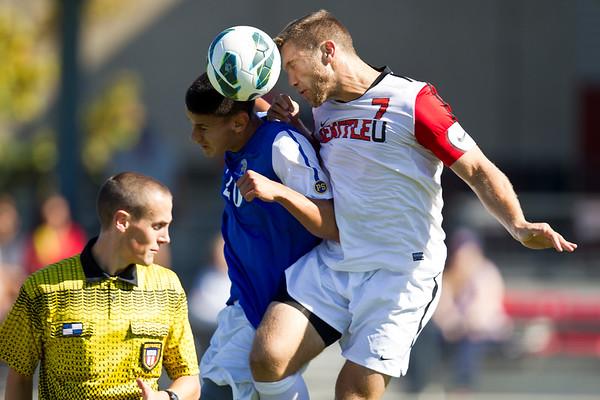 Mens Soccer September 30, 2012