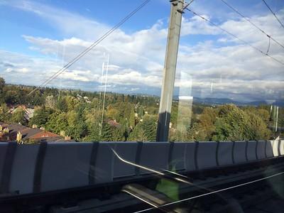 Andi's Visit to Seattle