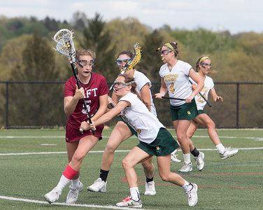 5/3/17: Girls' Varsity Lacrosse vs Greenwich Academy