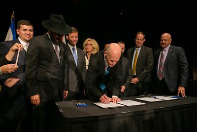 4-6-2016 Ceremonial Bill Signing