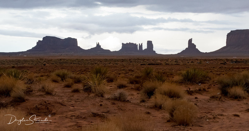 Monument Valley Area