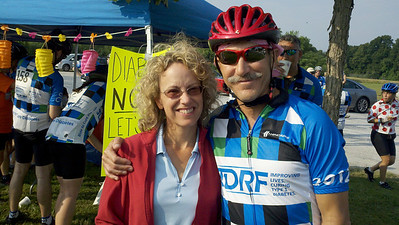 JDRF Burlington 2012 Ride to Cure Diabetes
