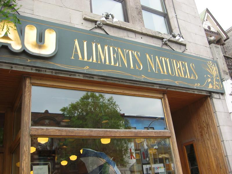 Rue St. Denis, Montreal