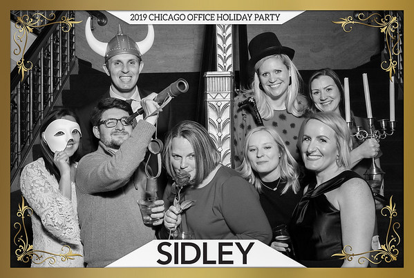 12-06-2019 Sidley Holiday Party