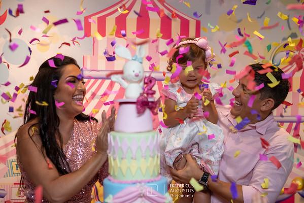 Festa de Aniversário do Circo no Caramelo da Sarah