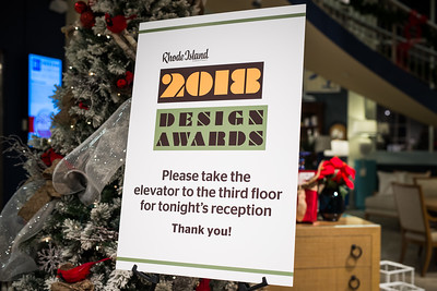 RI Monthly Design Awards 2018