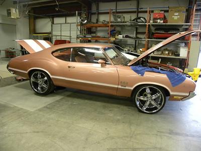 1971 Cutlass 442 Rosewood
