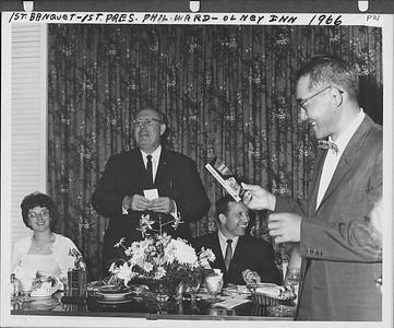 1966 1st NBCC Banquet
