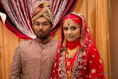 Muna and Mamoon, Wedding, May 2014