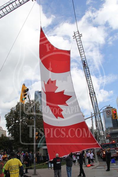 September 14, 2014 - 2014 Ontario Fallen Firefighters Memorial