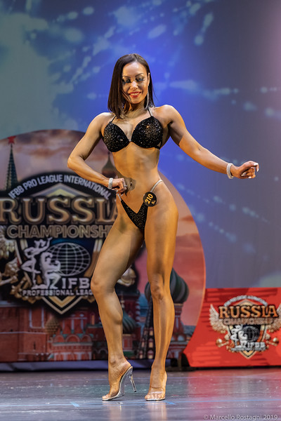 8th Place 210 Moisseyeva Galiya