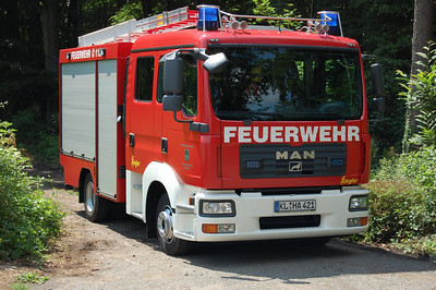 Fire Trucks of Germany
