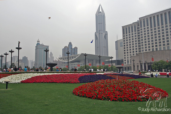 Shanghai Museum & Park