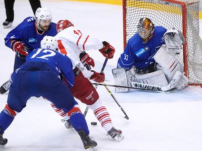 EIHC 2012 - France-Denmark