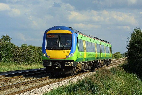 Class 170 (Turbostar): All Images