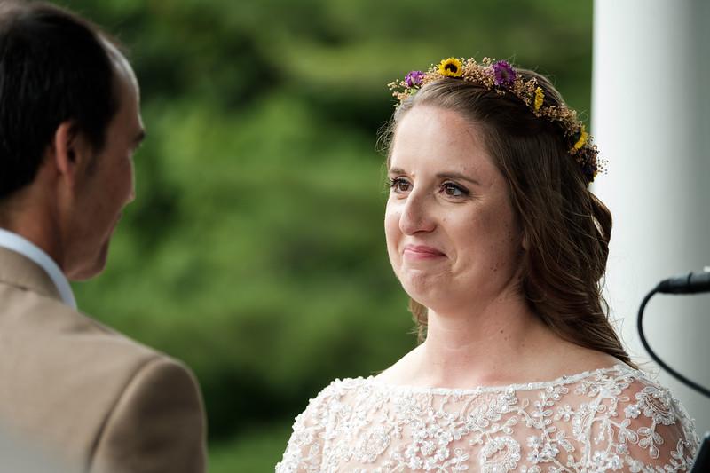 Sabrina & Bill's lively Galena Wedding