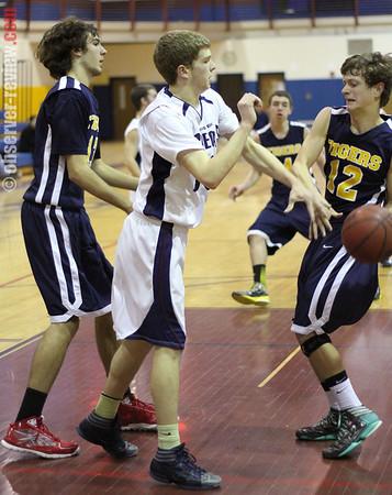 Watkins Basketball 1-10-13