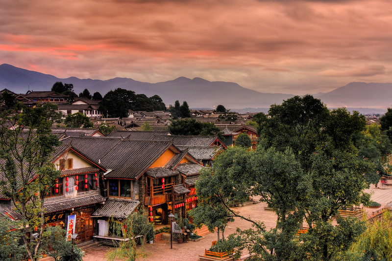 Lijiang Sunrise