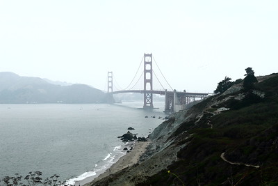 Larua's Adventures - San Francisco, Lands End