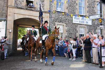 Common Riding Friday, Common Riding Morn, 2013
