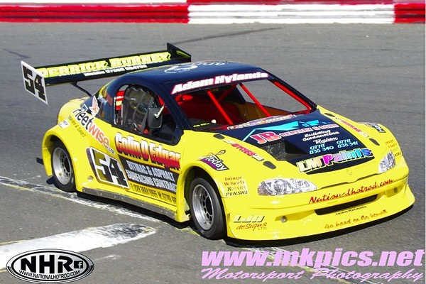 National Championship Qualifying - Martin Kingston