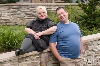 Chrissy & Derek's Engagement Shoot