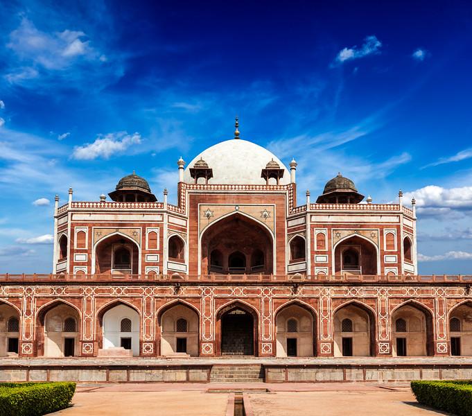 Humayun Tomb, India