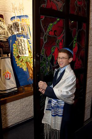 Matt's Bar Mitzvah- Portraits