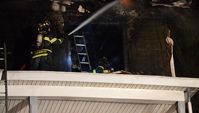 City of Peekskill, Structure Fire , Main St