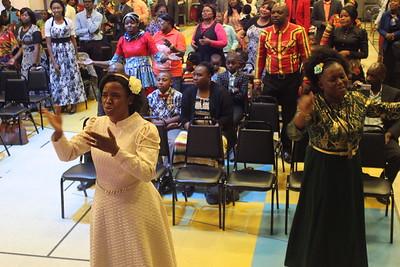 3 Days of Campaign Meeting with Pastor Atapis Ngyamba