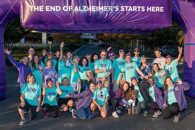 2019 San Ramon Walk to End Alzheimer's