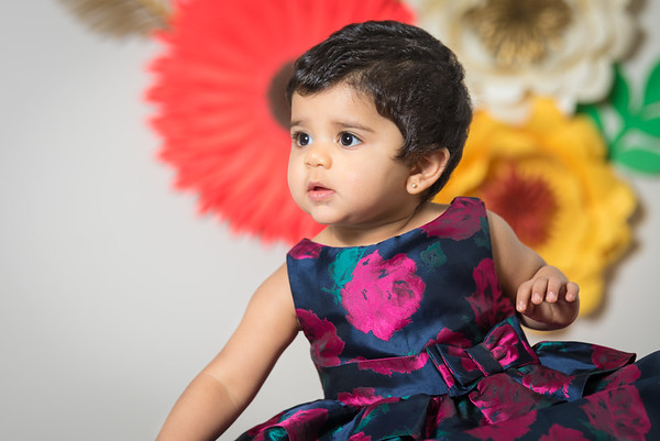 Advika's 1st Birthday