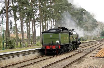 20140302 North Norfolk Railway