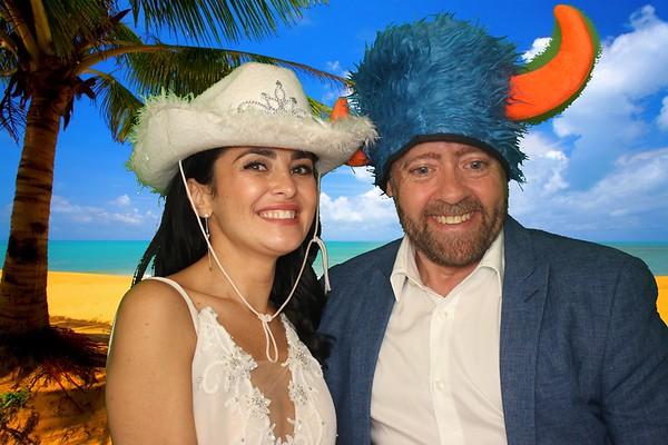 Brad & Roxy