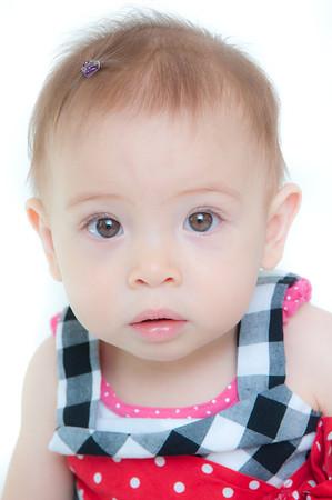 Aislynn 1 year old