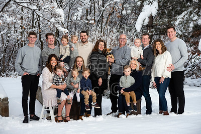 Middleton Family Group Portrait - 2018