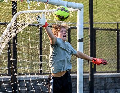 CBA Boys Soccer 2015