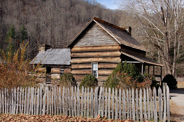 Old Homestead GSMNP