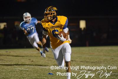 09-20-2013 Clarksburg HS vs Gaithersburg HS Varsity Football, Photos by Jeffrey Vogt Photography