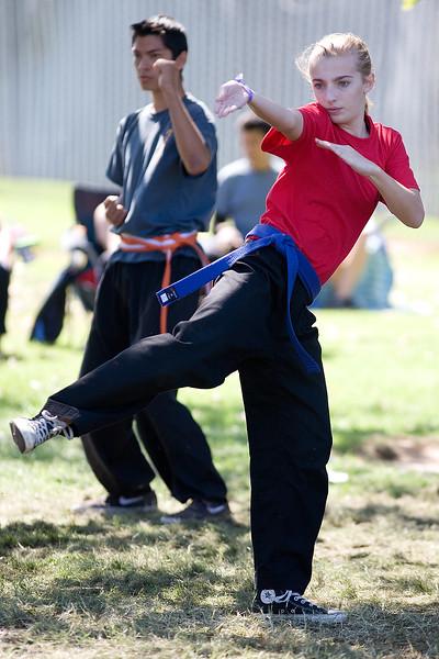 Karate Camp 9-15-13