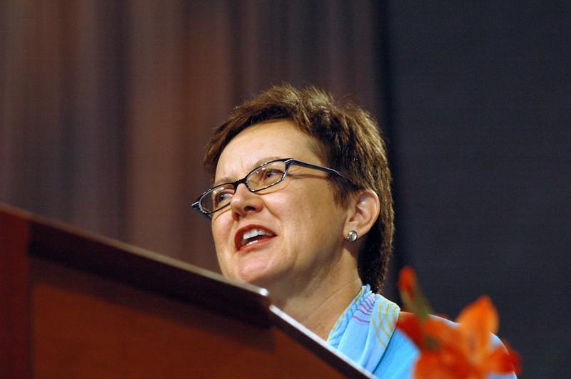 World Hunger report - Nancy Arnison, director for ELCA World Hunger Program