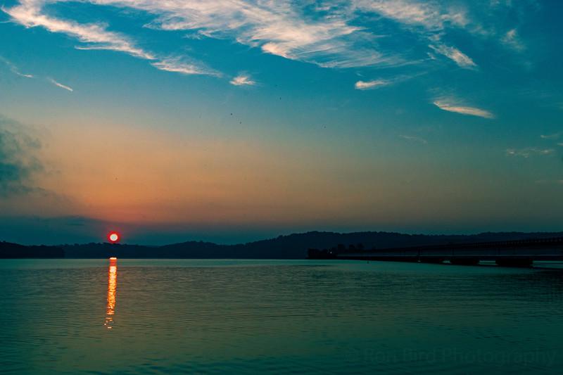 7.6.20 - Sol rising.