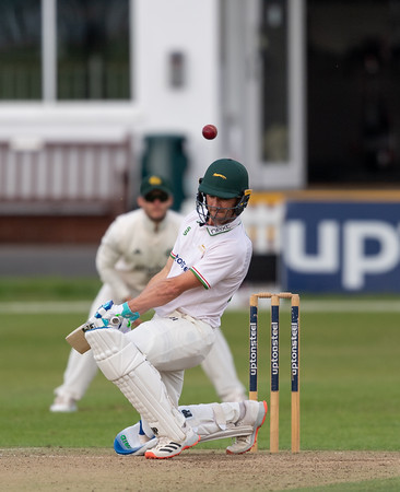 Leicestershire CCC v Nottinghamshire - 24 August 2020