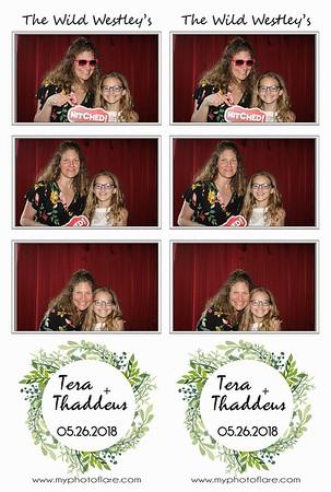Tera & Thaddeus - May 26, 2018